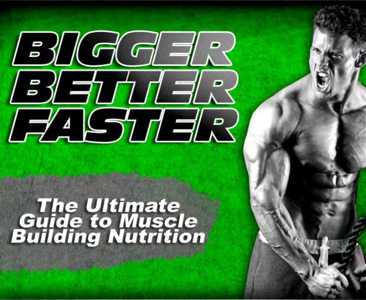 Bigger Better Faster, download