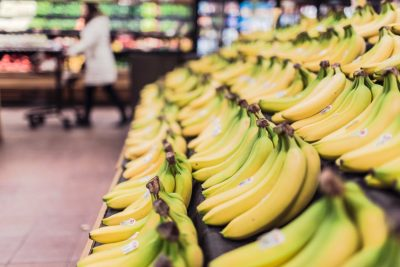 banana, protein shake