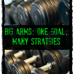 arms, mind muscle academy