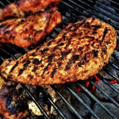 grilling, mind muscle academy, budget
