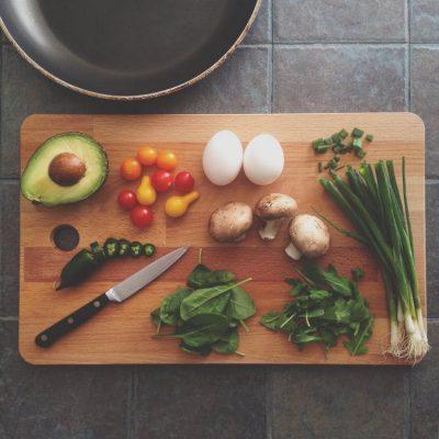 knife, food, mind muscle academy