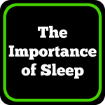 sleep, mind muscle academy, justin woltering