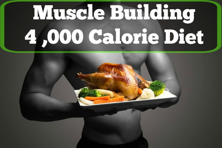 4,000 Calories per Day – How to Really Get It Done