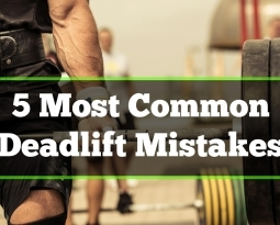 Deadlift – The 5 Most Common Mistakes