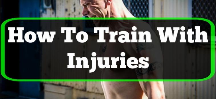 Training Around Aches and Pains